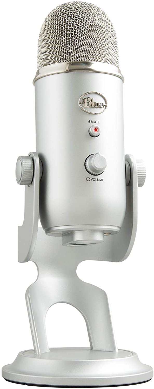 The Blue Yeti USB Mic
