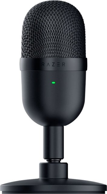 The Razer Seiren Mini Wired Ultra-compact Condenser Microphone