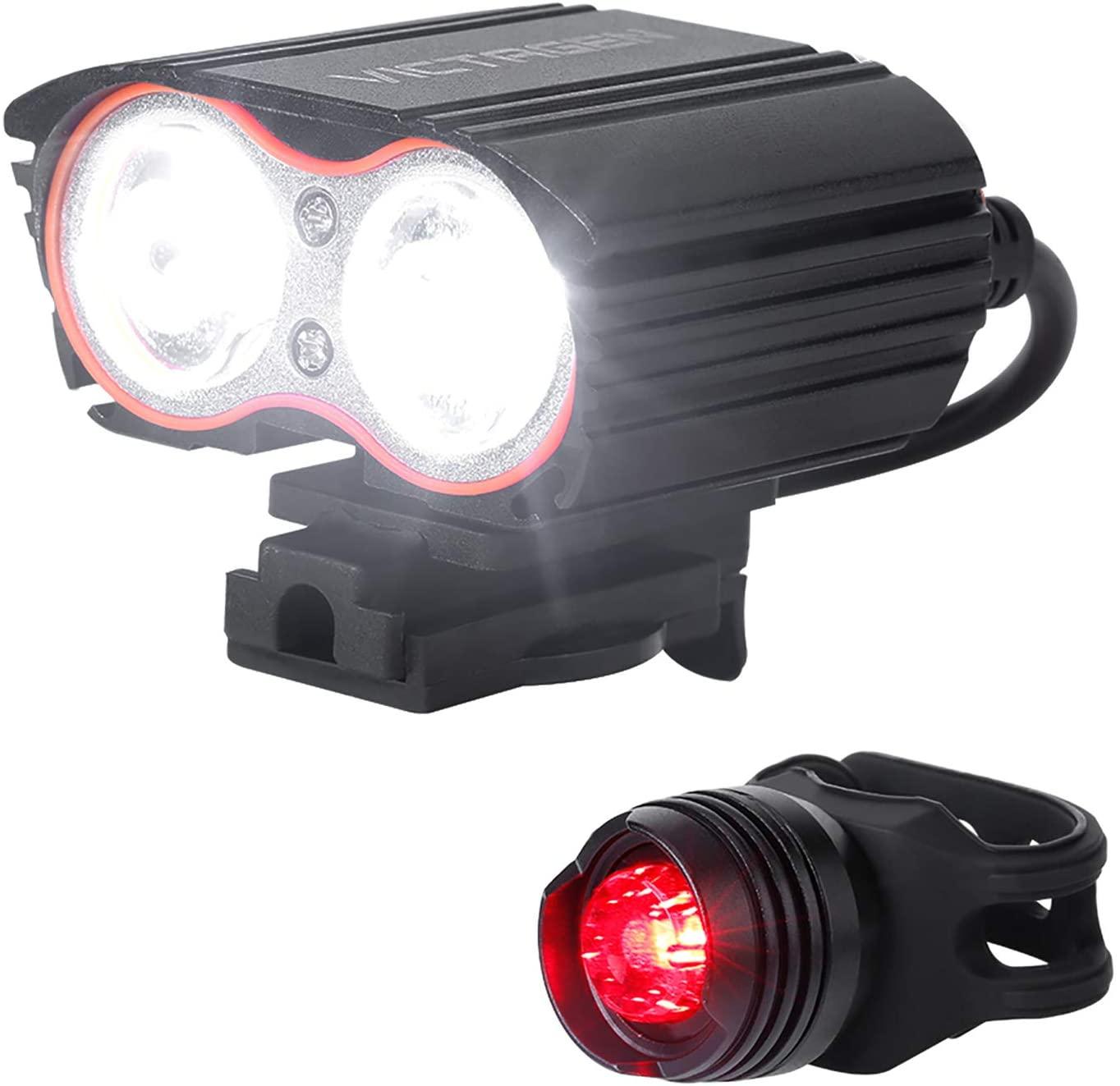 Bicycle Light USB Rechargeable Super Bike Headlight