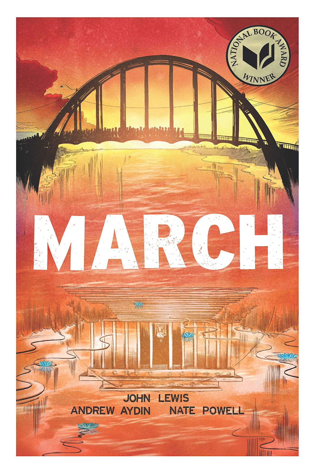 March Graphic Novel