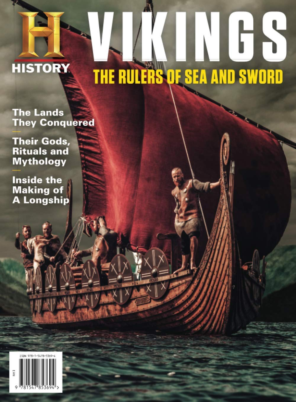 Vikings: The Rulers of Sea and Sword