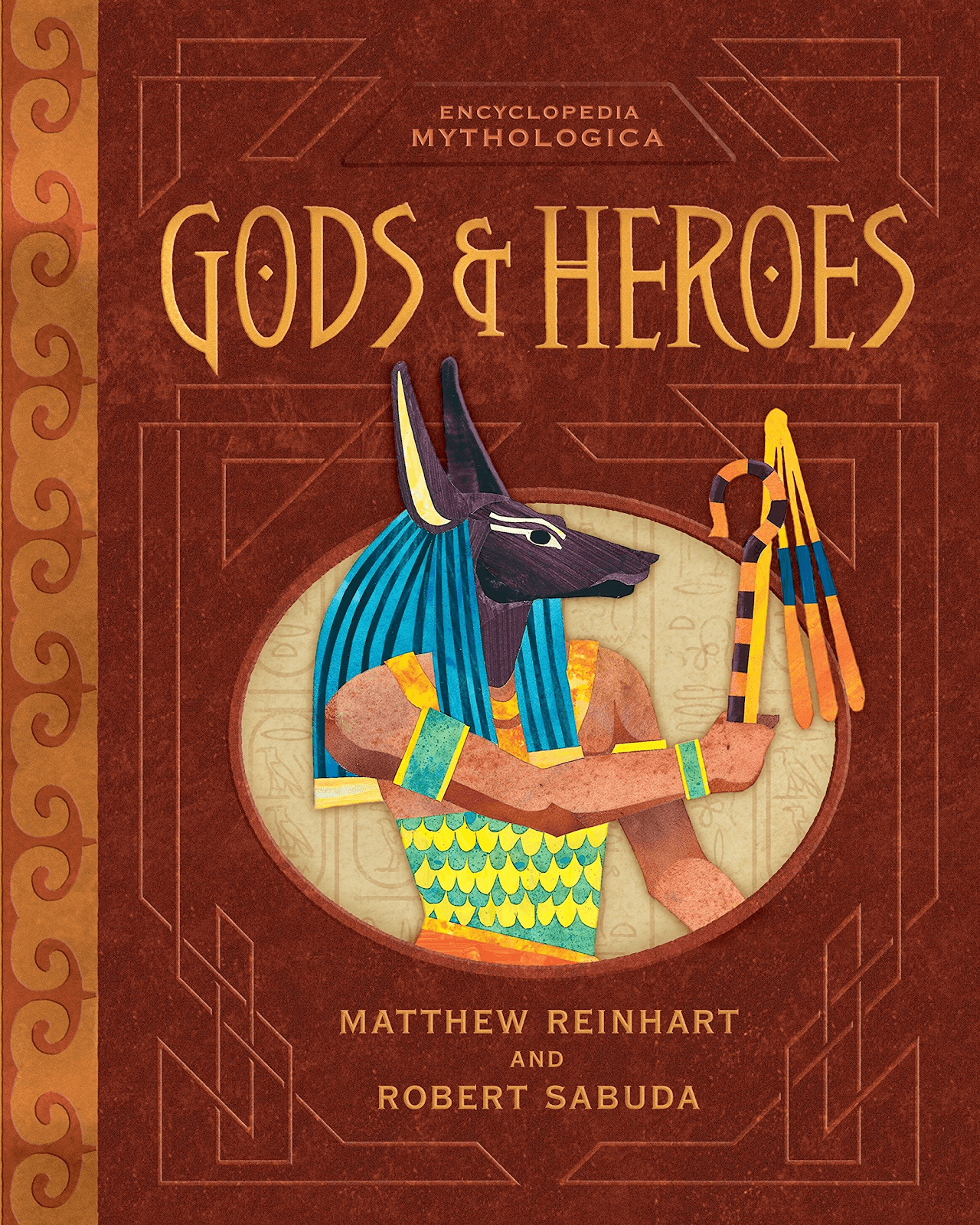 Gods and Heroes Pop Up Book