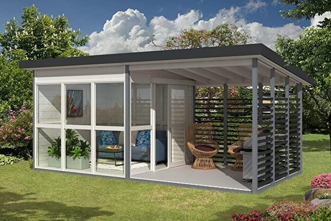 Allwood Solvalla Modern Tiny Home