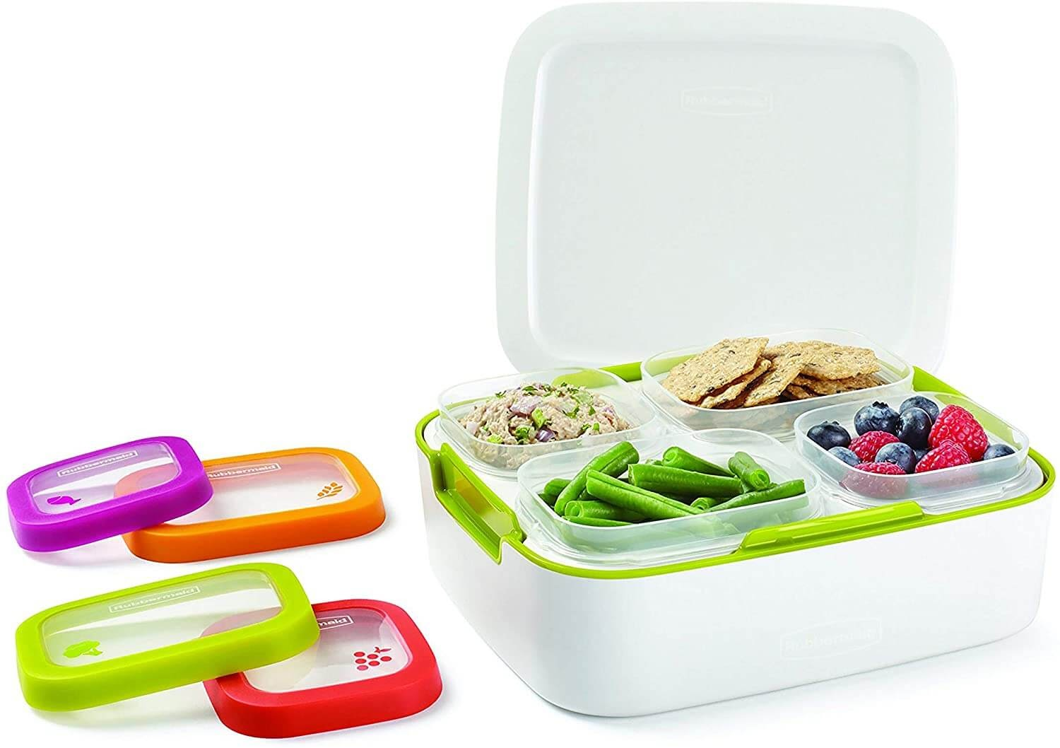 Rubbermaid Pre-Portioned Meal Kit