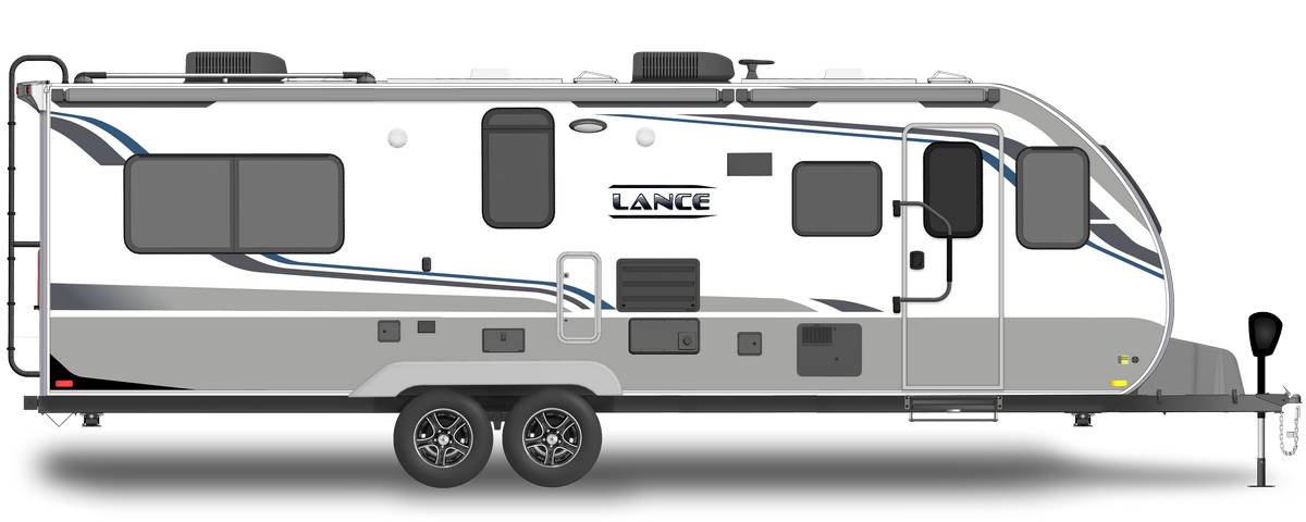 Lance Camper 2465 Travel Trailer