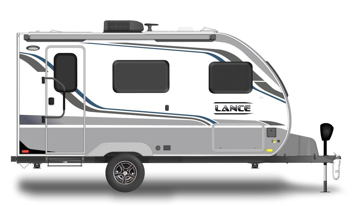 Lance Camper 1475 Travel Trailer