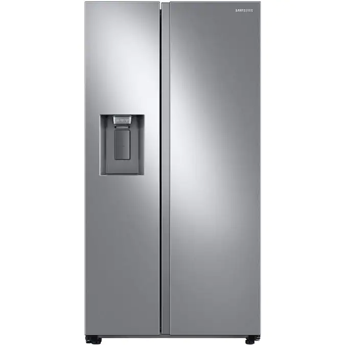 Samsung 27.4-cu ft Side-by-Side Refrigerator