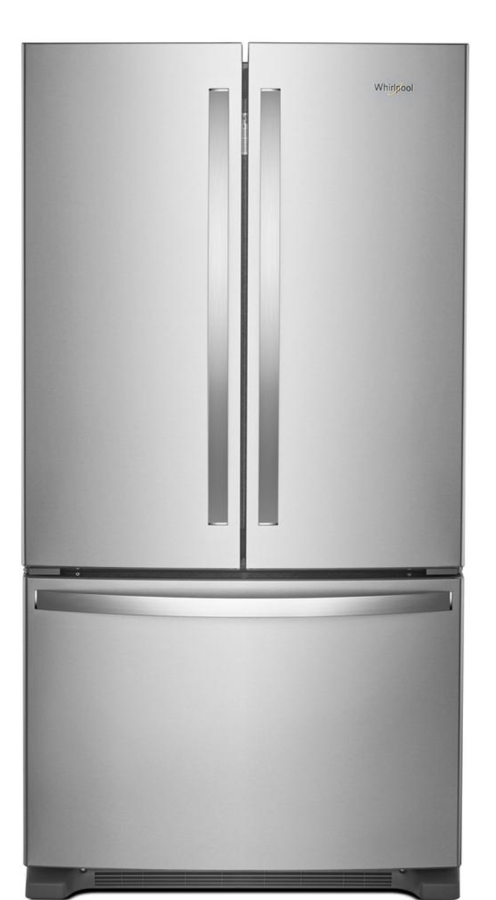 25 cu. ft. French Door Refrigerator From Whirlpool
