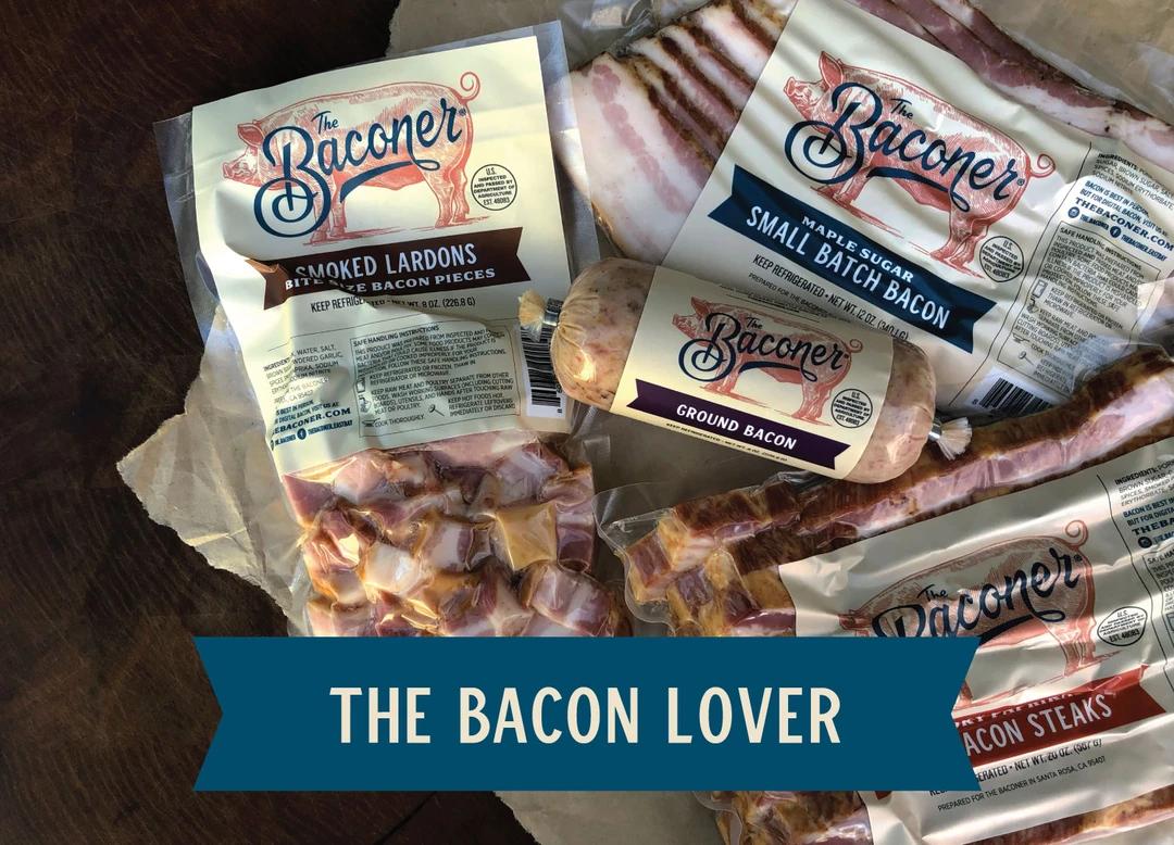 The Bacon Lover Sampler