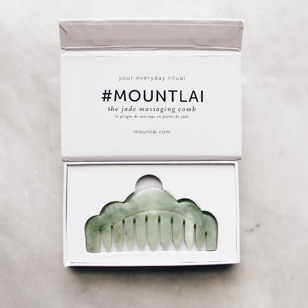 MountaLai Jade Massaging Comb