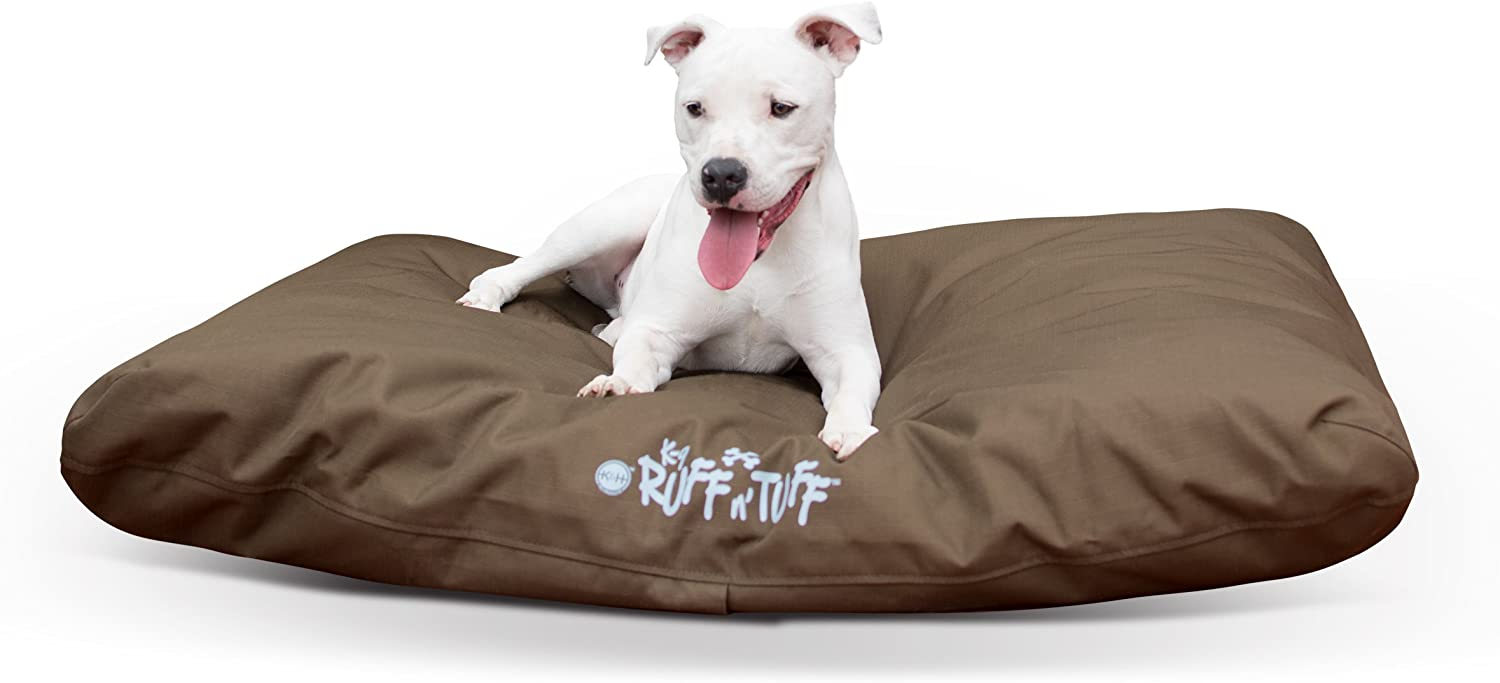 K&H Pet Products Ruff' n Tuff Large Outdoor Bed