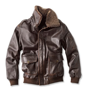 Spirit 2 Leather Jacket