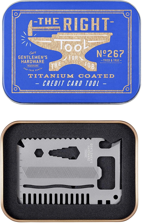 Gentlemen's Hardware 15-in-One Tool