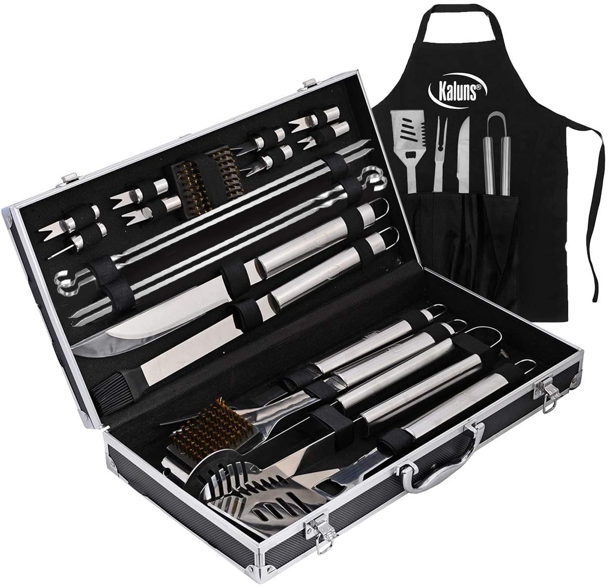 Deluxe Grill Set
