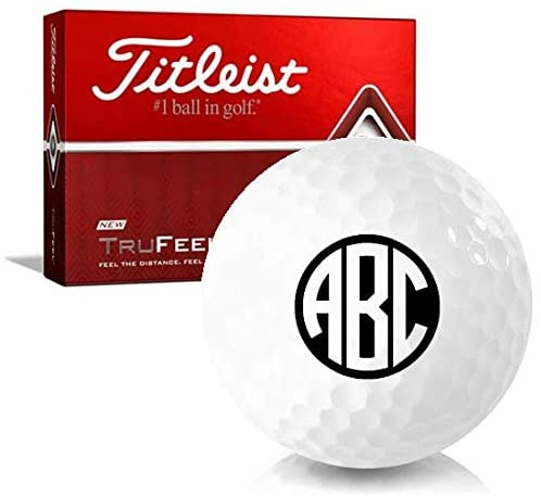 Personalized Golf Ball Set