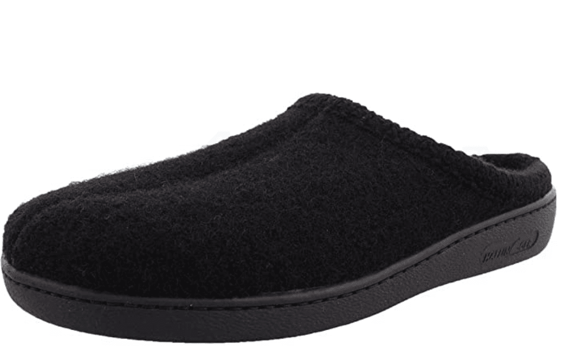 Haflinger Wool Hard Sole Slippers