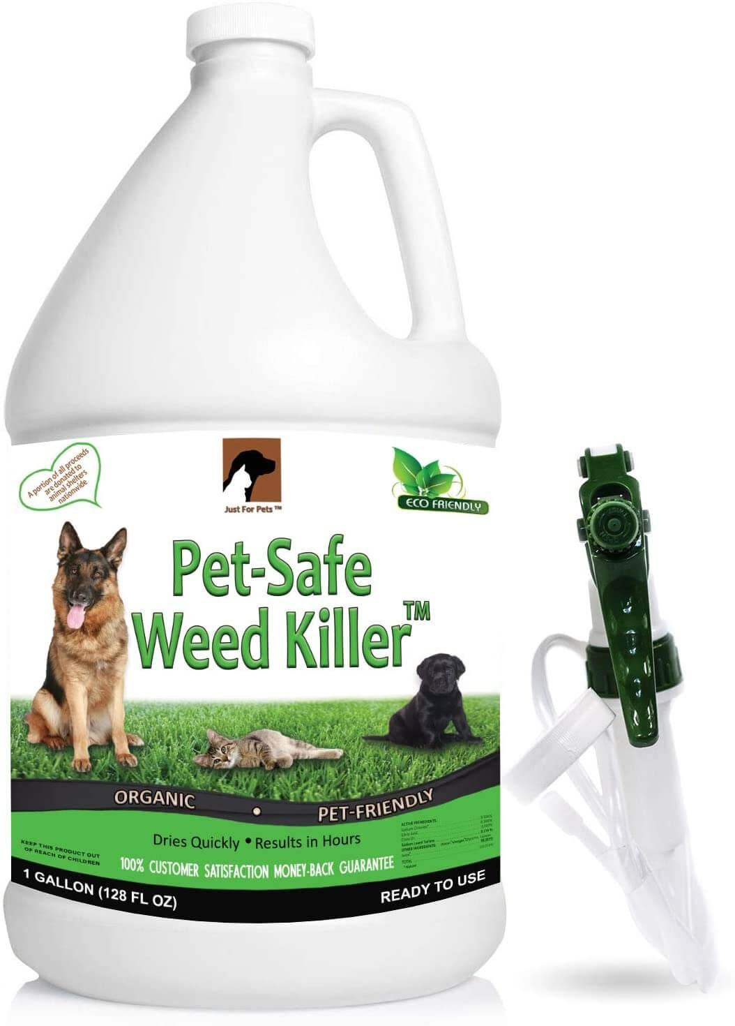 Just For Pets Weed Killer