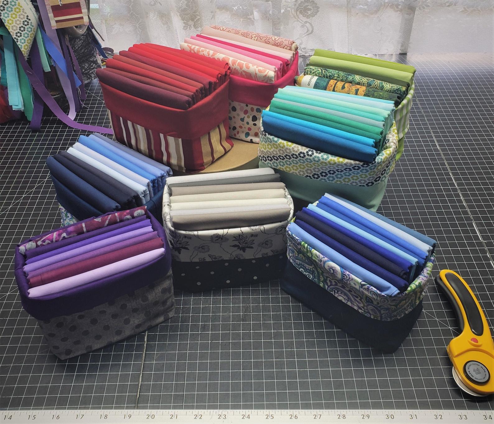 Pre-Cut Fabric Squares