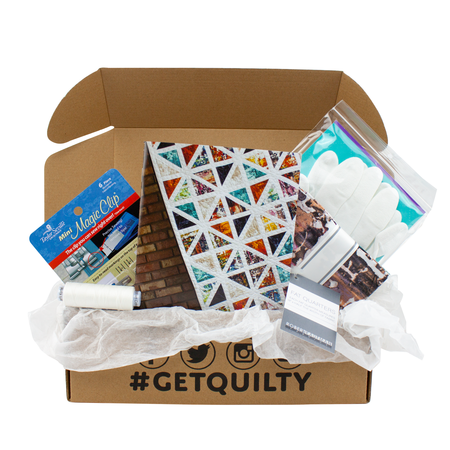 Quilty Box Subscription