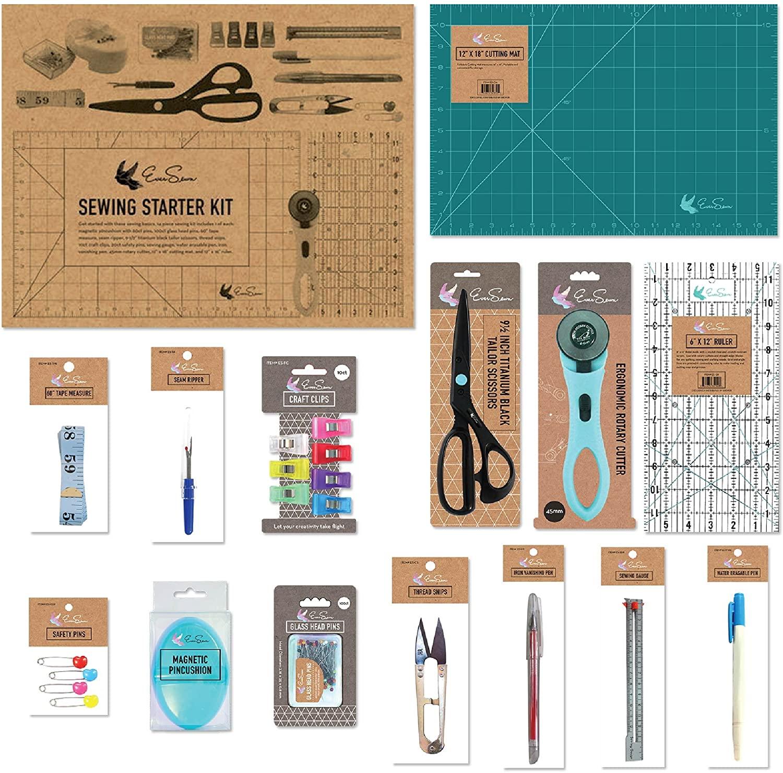 EverSewn Ultimate Sewing Starter Kit