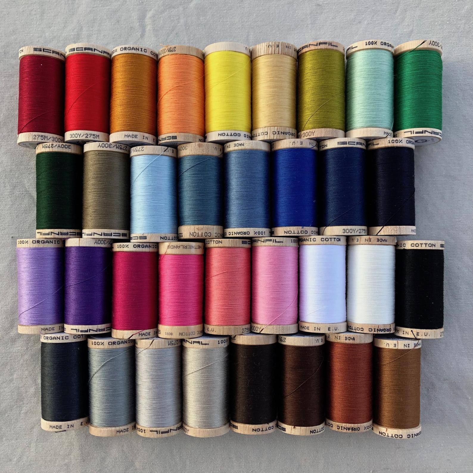 100% Cotton Thread Set