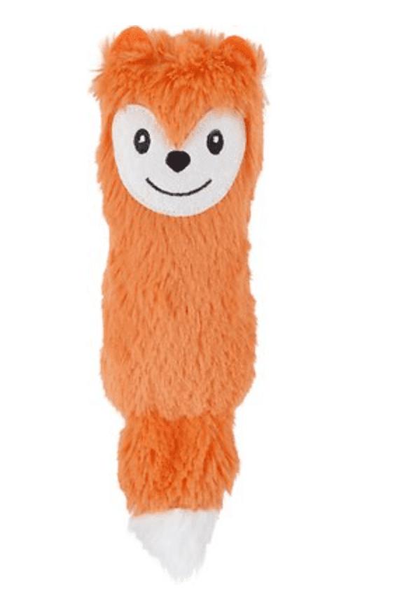 Frisco Plush Orange Fox Kicker
