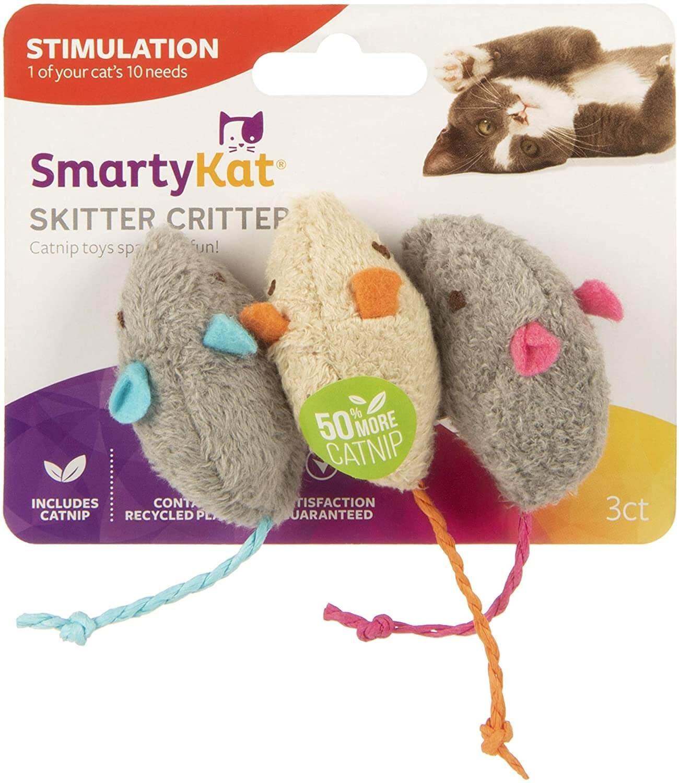SmartyKat Catnip Toy
