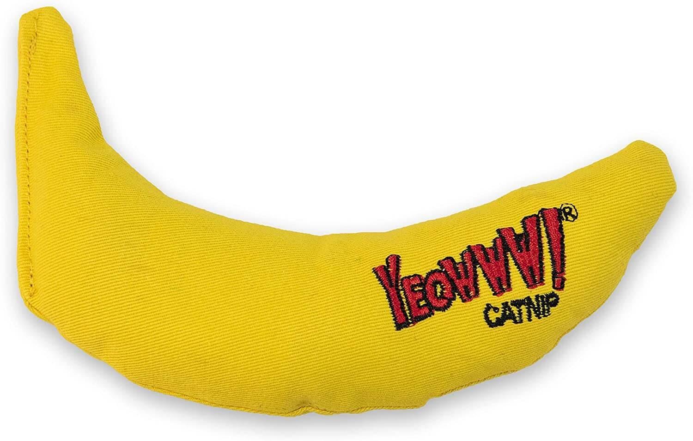 Yeowww! Yellow Banana toy