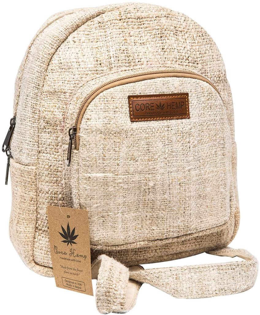 Core Hemp Mini Backpack