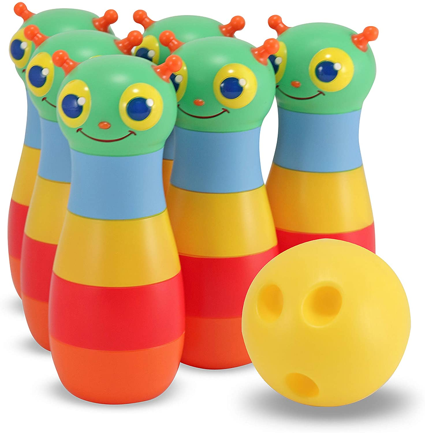 HappyGiddy Bowling Set by Melissa and Doug