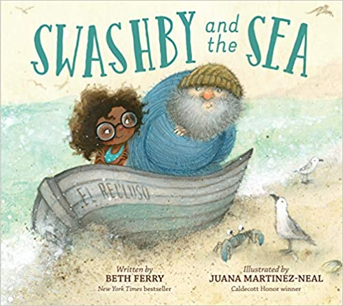 Swashby and the Sea by Beth Ferry