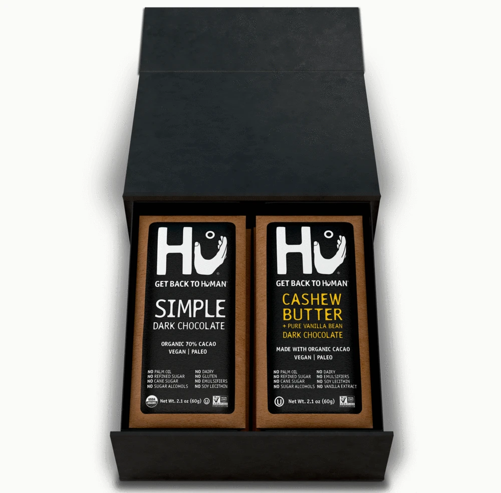 Hu Chocolate Lovers Gift Set