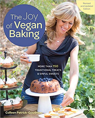 The Joy of Vegan Baking by Colleen Patrick- Goudreau