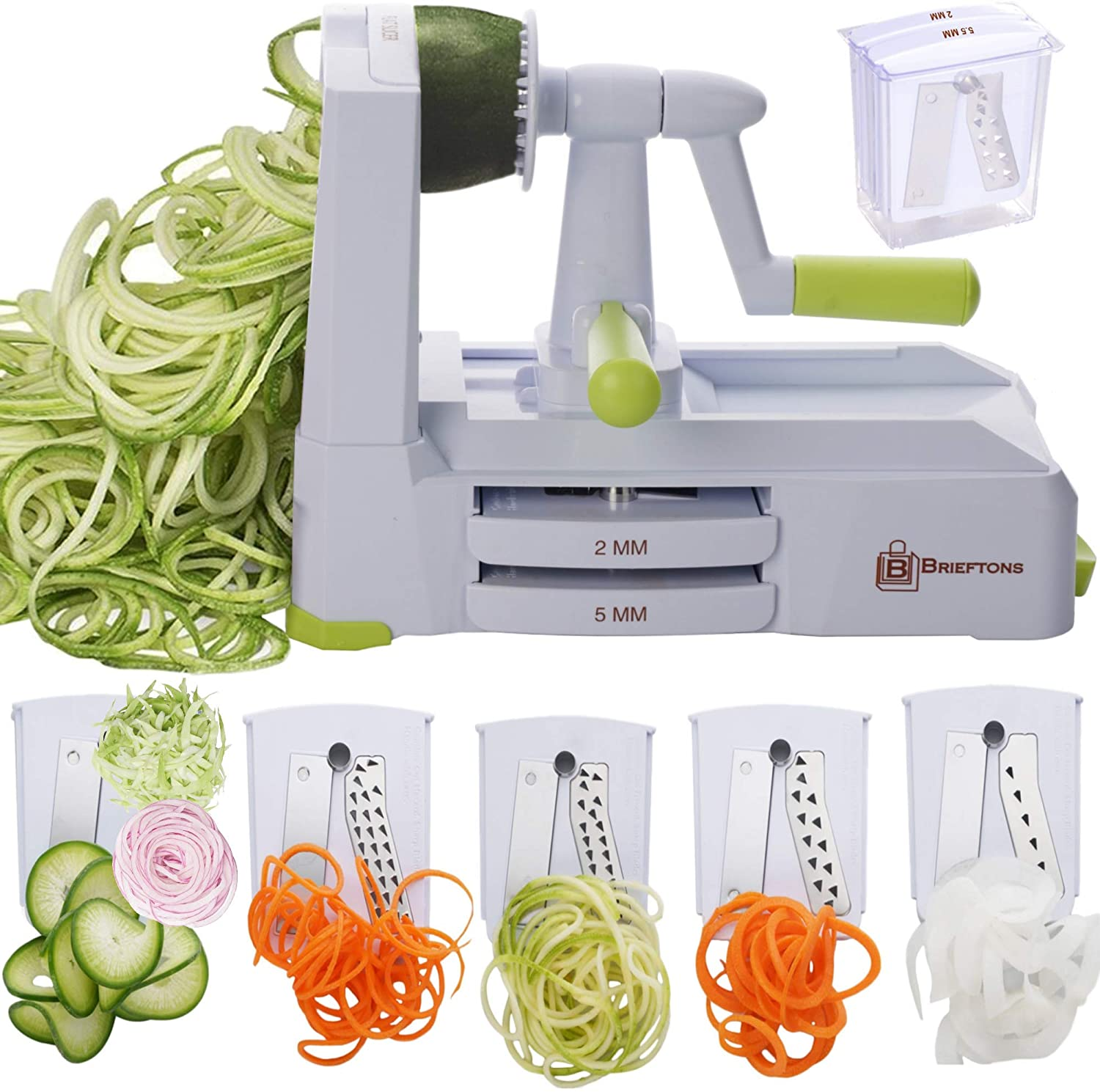 Ultimate Vegetable Spiralizer