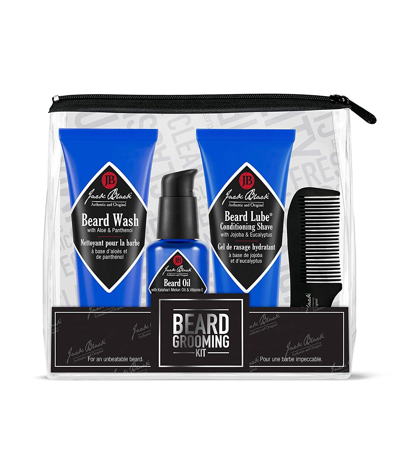 Jack Black Grooming Set