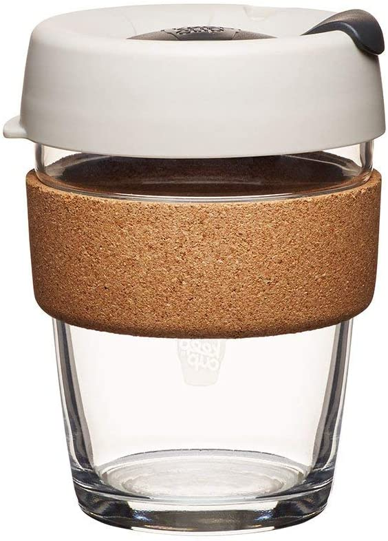 KeepCup Glass & Cork Coffee Cup