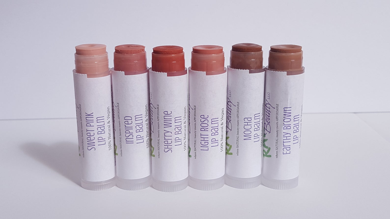 Vegan Tinted Lip Balm