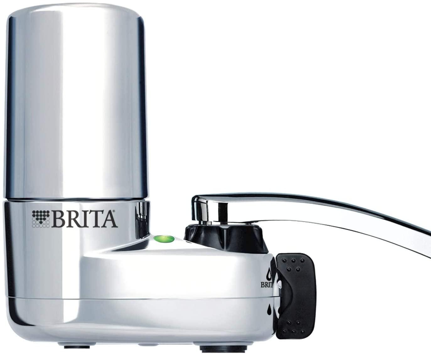 Brita Tap Water Faucet Filtration System