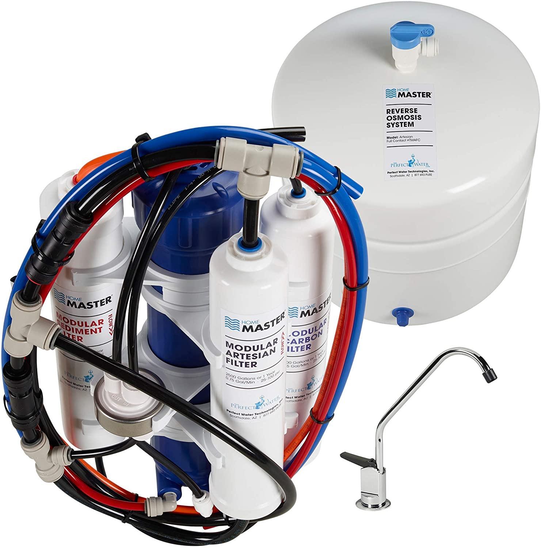 Home Master Artesian Reverse Osmosis Filteration