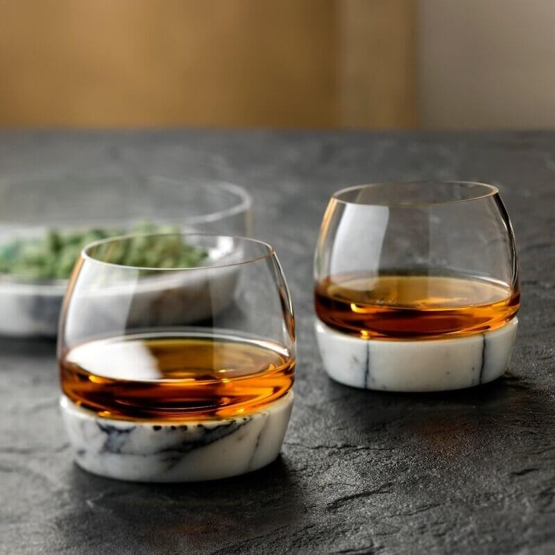 Nude Chill Whiskey Glass