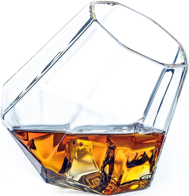Dragon Diamond Whisky Glass