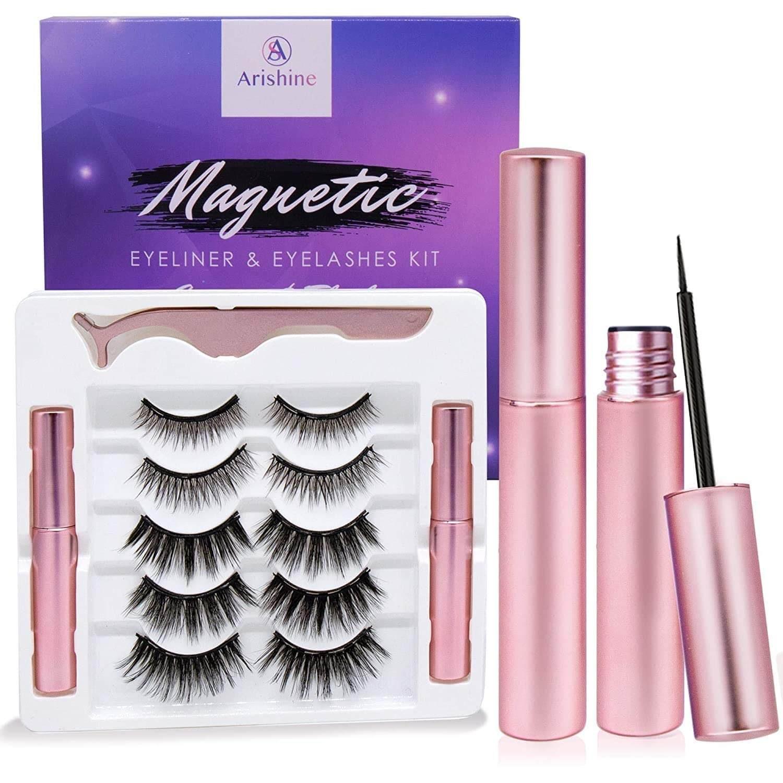 Arishine Magnetic Eyeliner and Lash Kit