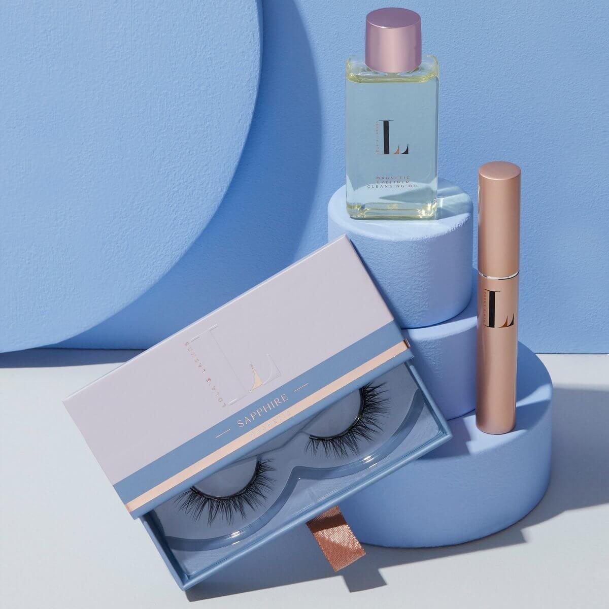 Lola's Lashes Sapphire Kit