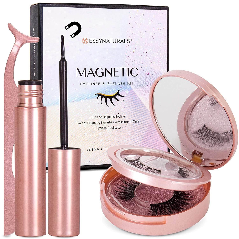 EssyNaturals Magnetic Eyelash Kit