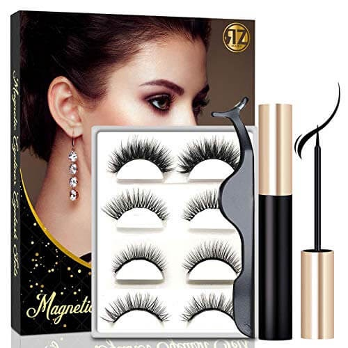 Reazeal Magnetic Eyelash and eyeliner kit