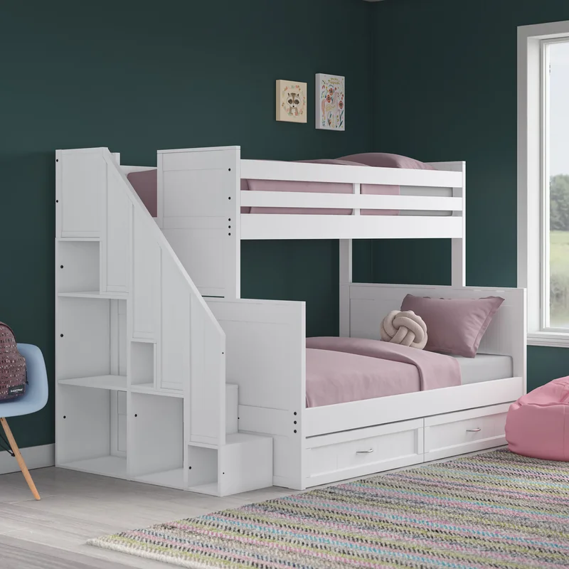Wayfair Lawanda Twin Bunk