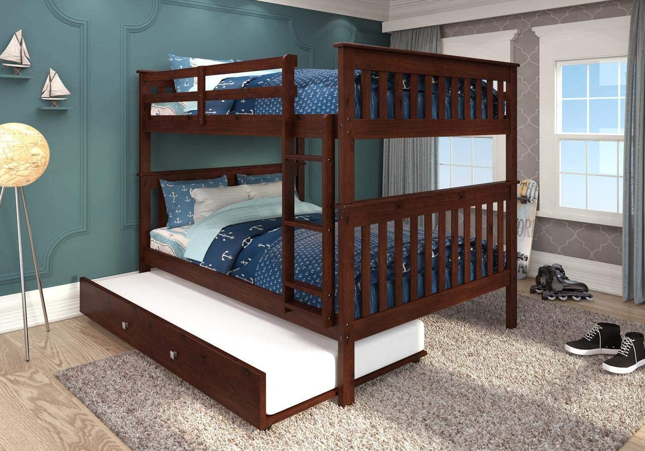 Doonco Kids Mission Bunk Bed