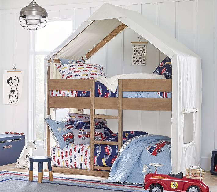 Pottery Barn Tent Bunk