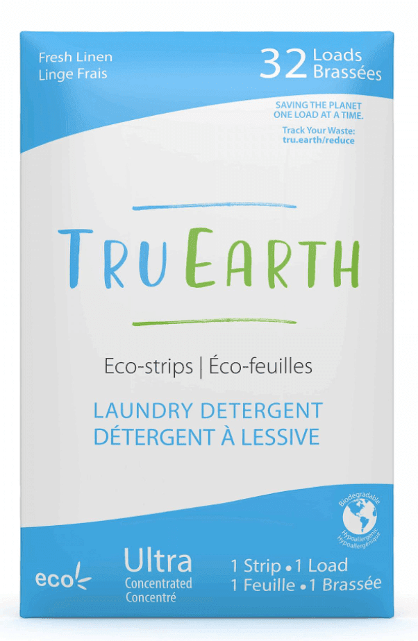 Tru Earth Zero Waste Laundry Papers
