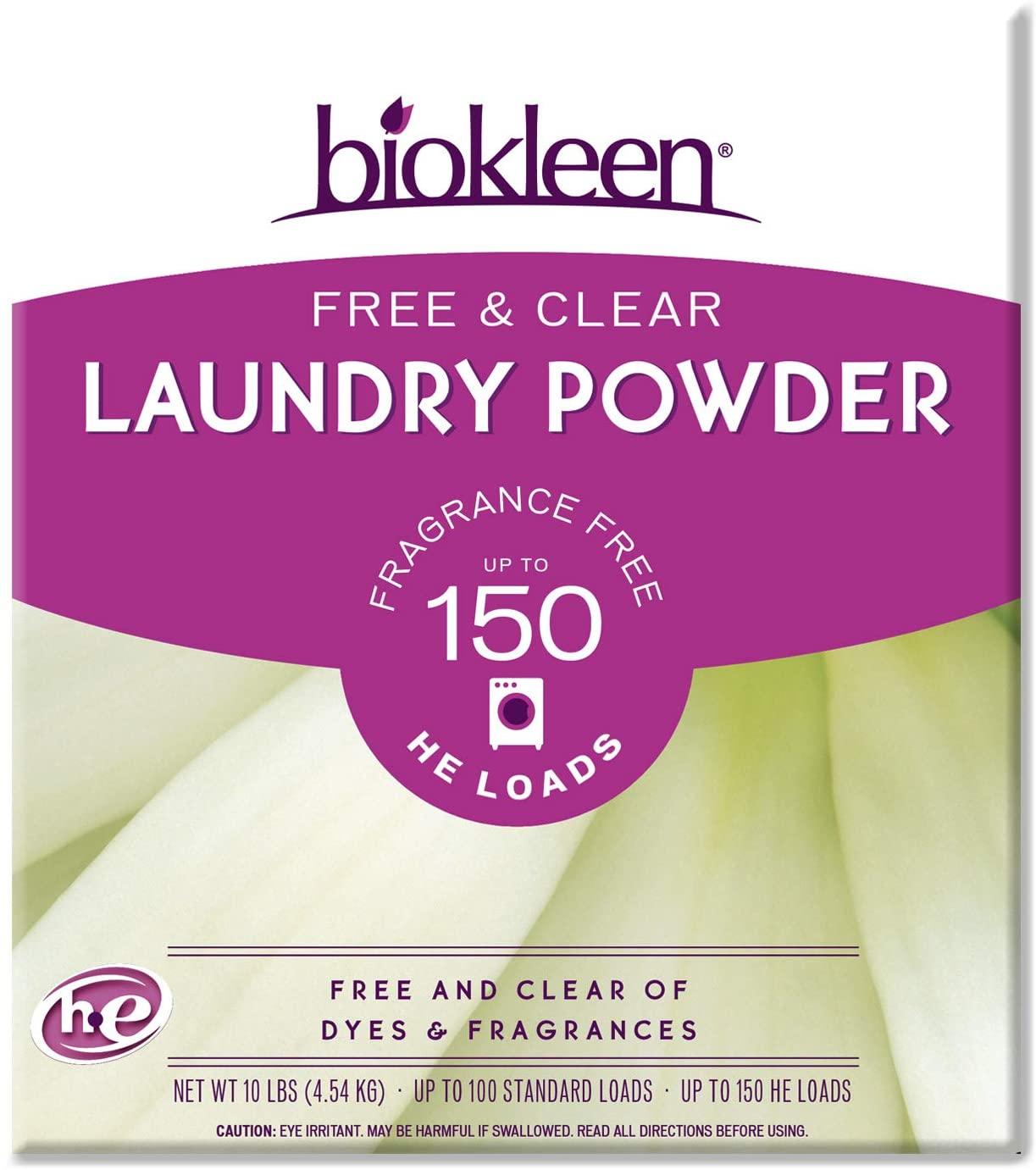 BioKleen Free & Clean Laundry Powder
